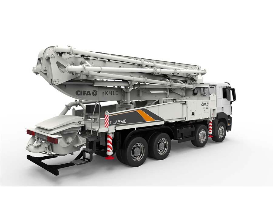 Предоставляем услуги бетононасоса